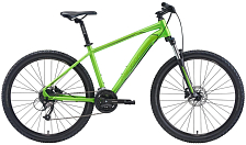 Велосипед MERIDA Big.Seven 40-D 2020 Lite Green/Black