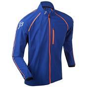 Куртка беговаяОдежда для бега и фитнеса<br>Легкая, удобная и функциональная куртка для тренировок. Материал эластичный не сковывает движения и отталкивает влагу. Нагрудный карман прекрасно подходит для хранения ключей или телефона. Плоские швы для максимального комфорта.