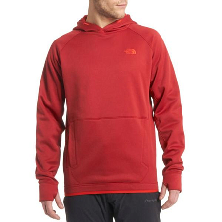 Жакет туристический THE NORTH FACE 2014 TKW HIKING M WICKED CRAG HOODIE TNF RED красный