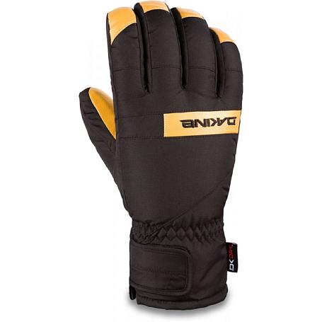 Купить Перчатки горные DAKINE 2015-16 DK NOVA GLOVE BLACK/TAN Перчатки, варежки 1219002