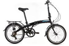 ВелосипедСкладные велосипеды<br>Складной эконом велосипед<br> <br> <br> Особенности:<br> <br> - легкая алюминиевая рама<br> - ободные механические тормоза<br> - жесткая вилка<br> - оборудование SHIMANO<br> &amp;nbsp;<br> <br> Технические характеристики:<br> <br> Рама: ALU 6061 FOLDING<br> Вилка: Steel<br> Диаметр колес: 20&amp;nbsp;<br> Кол-во скоростей: -&amp;nbsp;<br> Переключатель задний: -<br> Переключатель передний: -<br> Шифтеры: -<br> Тип тормозов: ободные<br> Тормоза: Promax V-brake<br> Кассета: Shimano CS-HG200-7 12-32T 7-speed<br> Покрышки: Wanda 20x1,75<br> Вес 12,8 кг