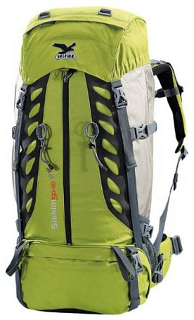 Рюкзак Salewa Sikkim 50+10 Lady (салатовый)