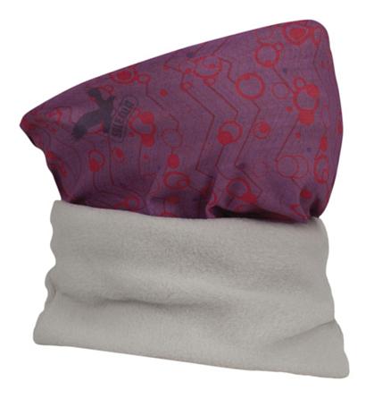 Купить Шарф Salewa ICONO PL K HEADBAND orchidea (розовый), Головные уборы, шарфы, 753138