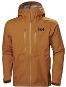 Куртка туристическая HELLY HANSEN 2020 Verglas 3L shell Orange
