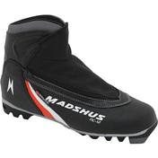Лыжные ботинкиЛыжные ботинки<br>Продвинутая модель для начинающих активно кататься. <br>Размер: мужские 38-48, женские 36-43<br>Подошва: Rottefella NNN T4<br>Легкий, теплый, комфортный универсальный прогулочный ботинок под системный крепеж NNN.