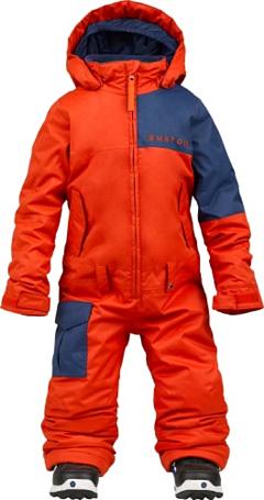 Купить Комбинезон сноубордический BURTON 2013-14 BOYS MS STRIKR O PC BURNER/ATLANTIC, Детская одежда, 1021800