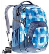 РюкзакРюкзаки городские<br>Новый рюкзак для работы, школы или университета. <br>Загрузите его тяжелыми книгами, большими папками, обедом и ноутбуком - выпускник получает все. <br>Анатомически сформирован так, что бы любой с легкостью мог есть носить.<br>Вес: 940 гр<br>Объем: 28 л <br>Размер: 48 / 33 / 23 &amp;#40;В x Ш x Д&amp;#41; см <br>Материал:<br>Deuter-Super-Polytex<br>Deuter-Ballistic <br>