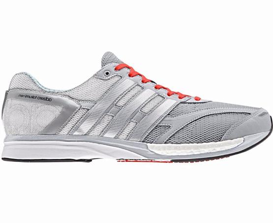 Купить Марафонки Adidas 2016 ADIZERO TAKUMI REN CLONIX/CBLACK/SOLRED Кроссовки для бега 1247879