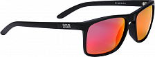 Очки солнцезащитные BBB 2020 Town Matt Black/Polarized Red MLC