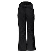 Брюки горнолыжныеОдежда горнолыжная<br>Специальное предложение - женские горнолыжные брюки 3 длины: стандарт, минус 5 см, плюс 5 см. <br>Набор функциональных деталей:<br>5000 mm/5000 g/m2/24h, регулируемый пояс, эргономичный крой коленей, защита низа брюк от порезов из матриала Cordura, снегозащитные гетры, боковые карманы на молнии, все швы проклеены.<br>Мембрана: M&amp;#39;TEX<br>Состав: 100% полиэстер
