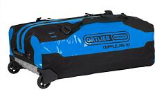 Сумка на колесахСумки на колесах<br>Водонепроницаемая универсальная дорожная сумка на колесиках, идеально подходит для путешествий и &amp;nbsp;экспедиции.<br> <br> - Водонепроницаемая конструкция с защитой IP67<br> - Водонепроницаемые молнии TizipВодонепроницаемые и крайне износостойкие молнии он немецкого производителя Titex. Часто используются при изготовлении герметичных сумок-баулов. Обеспечивают полную изоляцию от влаги и подходят для наиболее суровых условий.<br> - Чрезвычайно прочные материалы<br> - Большие колеса из ПУ диаметром 90 мм<br> - Удобная мягкая ручка для транспортировки<br> - Съемные лямки (рюкзак функция)<br> - Алюминиевая база между колесами для защиты основания<br> - 2 внутренних кармана&amp;nbsp;<br> - Внутренние компрессионные ремни<br> - 1 внешний сетчатый карман с застежкой-молнией (не является водонепроницаемым)<br> - 2 дополнительные точки крепления для снаряжения<br> - Сумка может быть заблокирована с помощью навесного замка (замок не входит в комплект)<br> - Объем (л): 110<br> - Реальный вес (кг): 2.6