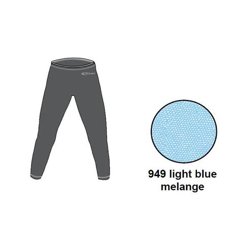 Купить Брюки ACCAPI TECNOSOFT PLUS TROUSERSJR light blue melange (голубой) Термобелье 872093