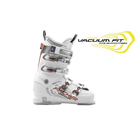 Купить Горнолыжные ботинки FISCHER 2014-15 Ranger Zephyr 8 Vacuum White Ботинки горнoлыжные 1145989