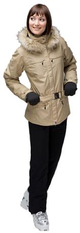 Купить Куртка горнолыжная Killy 2011-12 GRACE W JKT SAND ROSE, Одежда горнолыжная, 739472