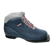 Лыжные ботинкиЛыжные ботинки<br>Классическая туристическая модель. <br>Удобная колодка, утеплитель из искусственного меха.