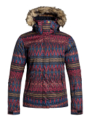 Куртка сноубордическая Quiksilver 2015-16 JET SKI JK J SNJT DIXIE_ANTHRACITE