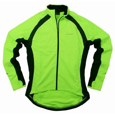 Велокуртка Polaris 2014 MICA (Ladies) Fluo Yellow/Black