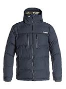 Куртка сноубордическая Quiksilver 2015-16 TR Pillow Jkt M SNJT BLACK