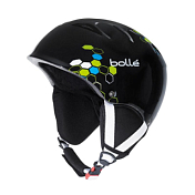 Зимний Шлем Bolle 2015-16 B-KID SHINY BLACK GEO