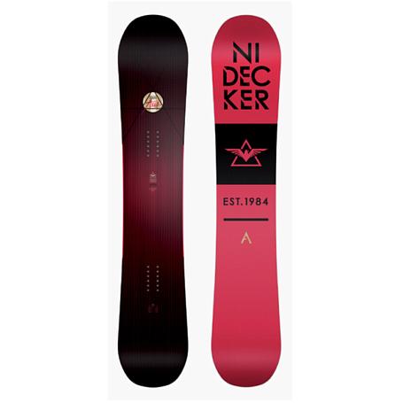 Купить Сноуборд NIDECKER 2015-16 Axis доски 1172620