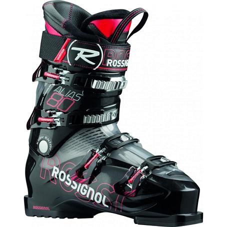 Купить Горнолыжные ботинки ROSSIGNOL 2014-15 ALL MUONTAIN ALIAS SENSOR 80 - BLACK Ботинки горнoлыжные 1127910