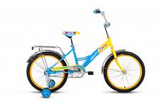 ВелосипедДо 6 лет (колеса 12-18)<br>Детский от 5 до 9 лет велосипед Forward Altair City Girl 20 2016. Модель оснащена стальной рамой. Установлены жесткая вилка Жёсткая, ножные тормоза, а также начальное оборудование. Forward Altair City Girl 20 2016 непременно обрадует Вашего малыша, обеспечив безопасность при катании и радость от весёлых поездок.<br><br>Количество скоростей: 1<br>Размер колес: 20<br>Материал рамы: Сталь<br>Тормоза: Ножной тормоз<br>Тип велосипеда: Городской<br>Пол: Женский<br>Вес: 12.1 кг<br><br>Пол: Женский<br>Возраст: Юниорский