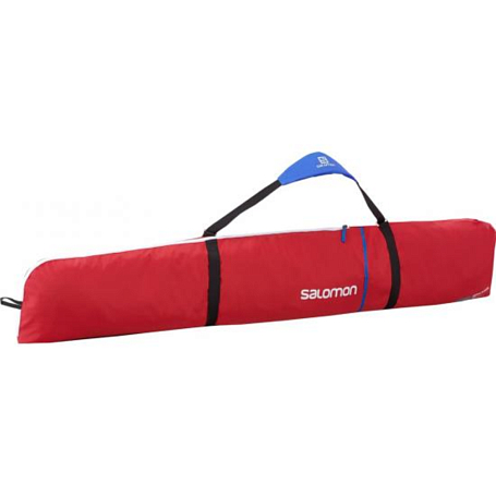 Купить Чехол для горных лыж SALOMON 2014-15 GOOD 1 PAIR SKI SLEEVE RD 165cm/60сm Чехлы 1152282
