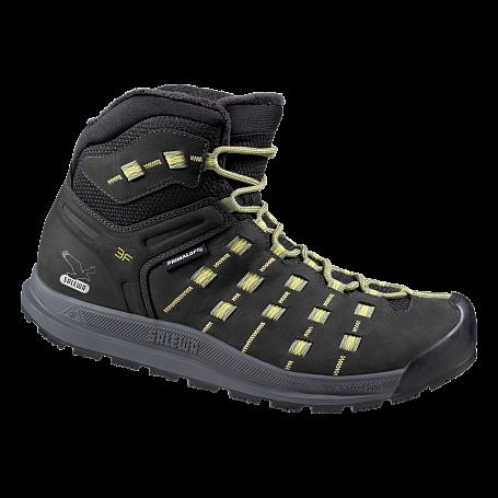 Купить Ботинки для треккинга (высокие) Salewa Alpine Life MS CAPSICO MID INSULATED Black/Smoke Обувь города 1090407