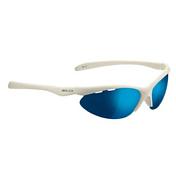 Очки солнцезащитныеОчки солнцезащитные<br>Легкие спортивные очки для подростков с зеркальными линзами из поликарбоната. <br>Надежная защита от солнца, ветра. <br>В комплекте жесткий чехол<br>Специальная многослойная линза.<br>100% защита от ультрафиолета.<br>Специальная система вентиляции.<br><br>Пол: Унисекс<br>Возраст: Взрослый