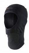 Маска (балаклава)Термобелье<br>Защитный шлем &amp;#40;балаклава&amp;#41; X-Bionic Soma Stormcap Face предназначена для профессиональных спортсменов и любителей зимних путешествий, а также хорошо подойдет тем, кто проживает и работает в условиях экстремально низких температур, благодаря специальной объёмной вязке ткани обладает повышенной теплоизоляцией.<br><br>Ткань с особым трёхмерным плетением задерживает тёплый воздух, который поднимается через воротник куртки. Объёмная структура ткани с полыми камерами ткани прекрасно сохраняет тепло, обеспечивая оптимальную терморегуляцию и предохраняя тело от переохлаждения.