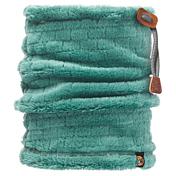 ШарфОсобо теплый шарф-труба из материала Polartec Thermal Pro. В отличие от обычного полартека, обладает повышенной износостойкостью. Шарф имеет высоту 50 см, что позволяет носить его и как шарф, и как тёплую маску на лицо. Также вверху шарфа есть шнурок, с помощью которого можно сделать из шарфа теплую шапку.Материал: 100% полиэстерМожно стирать в машине при температуре не более 40гр.<br><br>Пол: Унисекс<br>Возраст: Взрослый<br>Вид: шарф, снуд