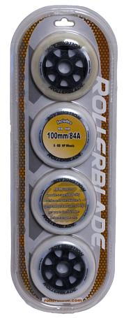 Купить Колеса Rollerblade 2013 WHEELS RB HP 100/84A NEUTRO, Аксессуары для роликов, 904904
