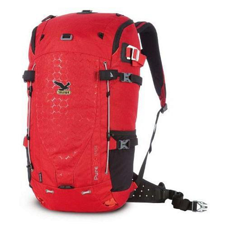 Рюкзак Salewa Mountaineering Pure 30 Base red/tomato