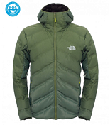 Куртка туристическая THE NORTH FACE 2015-16 M FUSE DTMTX HDDN JT SCLLN GN TR M SCLLN/GN / серый