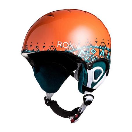 Купить Зимний Шлем ROXY 2016-17 MISTY GIRL PCK G HLMT BSK8 KANA STRIPE_LEGION BLUE Шлемы для горных лыж/сноубордов 1309386