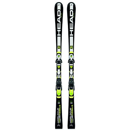 Купить Горные лыжи с креплениями HEAD 2014-15 Racing Department WC Rebels iSL RD SW Race Plate FIS + FREEFLEX PRO 16 BR.78A black, лыжи, 1139046