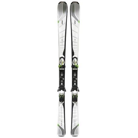 Купить Горные лыжи с креплениями Elan 2012-13 AMPHIBIO WAVEFLEX 14 FUSION ELX 12 848001