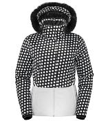 Куртка горнолыжная Killy 2014-15 CUTE W JKT Black Night print/чёрный принт