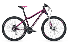 Велосипед FOCUS WHISTLER ELITE 27 DONNA 2016 DEEPPURPLE