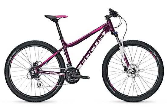 Купить Велосипед FOCUS WHISTLER ELITE 27 DONNA 2016 DEEPPURPLE Горные спортивные 1264477