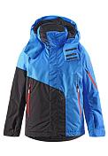 Куртка горнолыжная<br> Детская куртка для занятий зимними видами спорта и прогулок<br> <br> -швы проклеены<br> -ветро- и водонепроницаема<br> -подкладка из полиэстера<br> -съемный капюшон&amp;nbsp;<br> -регулируемые манжеты и внутренние манжеты из лайкры<br> -снегозащитная юбка<br> -карманы на молнии, карман для skipass на рукаве<br> -карман для очков и внутренний нагрудный карман<br> -100% ПЭ, ПУ-покрытие<br><br>Возраст: Юниорский