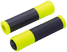 Грипсы BBB 2020 Viper 130mm Black/Neon Yellow