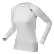 �������� � ������� ������� Bjorn Daehlie Shirt PURE LS Women Bright White (�����)
