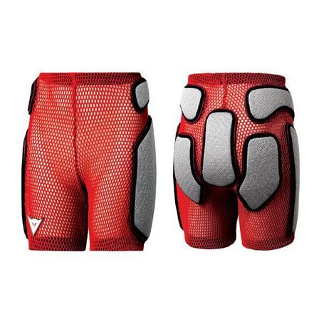 Купить Защитные шорты Dainese 2008-09 Kid Impact Short Red Защита 518725