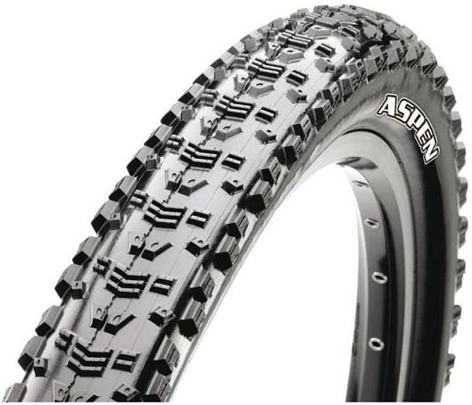 Велопокрышка Maxxis 2020 Aspen 27.5x2.10 52-584 120TPI Foldable EXO/TR - купить в КАНТе