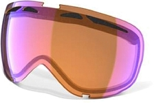 Запасные линзы Oakley ELEVATE DUAL VENTED /HI PERSIMMON