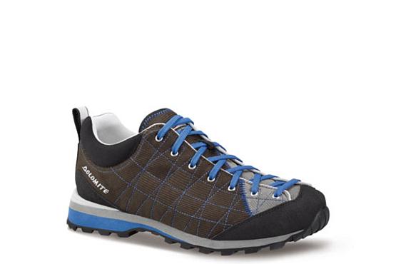 Купить Ботинки для хайкинга (высокие) Dolomite 2017-18 Diagonal Lite Coffee Brown/Cobblestone Beige Треккинговая обувь 1356611