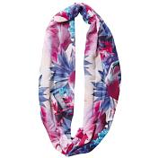 ШарфШарфы<br>Шарф-снуд с цветочным, весенне-летним принтом. Женственный штрих к вашему образу. Материал: 100% полиэстер.<br><br>Пол: Унисекс<br>Возраст: Взрослый<br>Вид: шарф, снуд