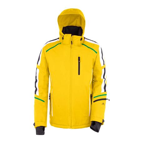 Купить Куртка горнолыжная MAIER 2014-15 MS Classic Almagell lemon chrome (жёлтый) Одежда 1092009