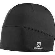 Шапка SALOMON 2017-18 ACTIVE BEANIE BLACK
